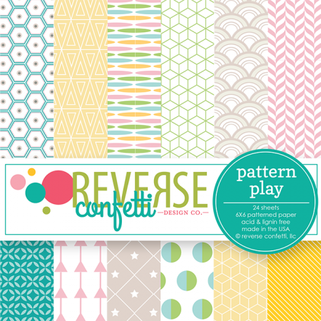 Pattern Play 6x6 Pad