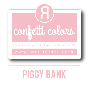 Piggy Bank Dye Ink Pad
