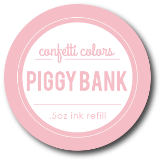 Piggy Bank Dye Re-Inker