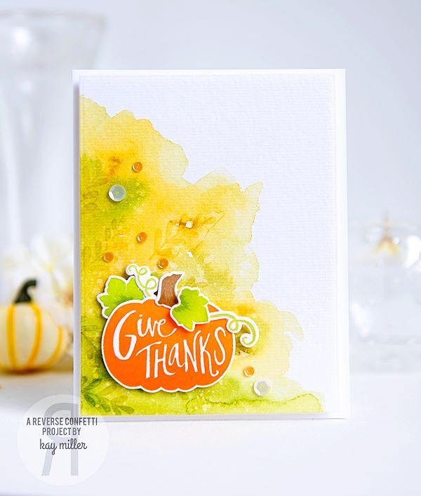 Pumpkin Patch Confetti Cuts