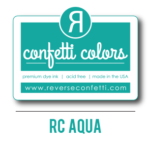 RC Aqua Dye Ink pad