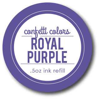 Royal Purple Dye Re-Inker