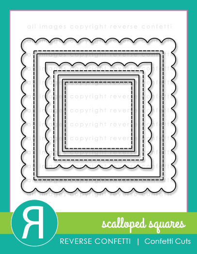 Scalloped Squares