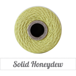 Solid Twine - Various Colors