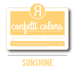 Sunshine Dye Ink Pad