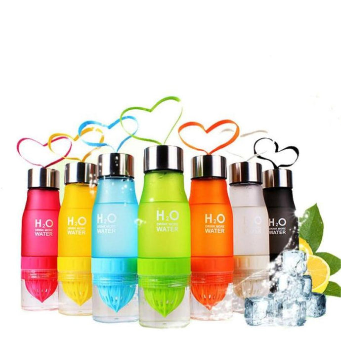 Creative Fruit Juice Infuser sport Water Bottle
