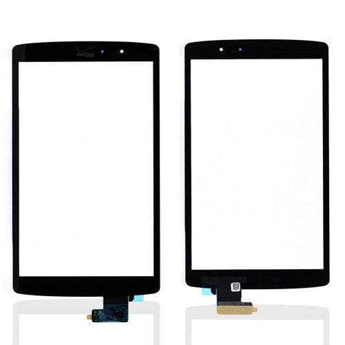 For LG VK815 G Pad X 8.3 LTE LCD Screen Touch Digitizer Glass Assembly Frame
