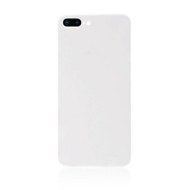 iPhone 8 Plus Back Glass Replacement Part WITH LENS FRAME - White ...