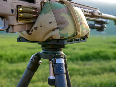 The Abel Table aims to enhance precision rifle shooting by allowing for a stable shooting position, rear support or a spotter/observer platform.