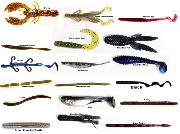 Laid Back Lures