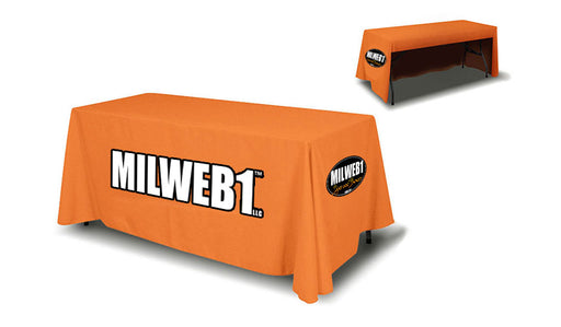8' TABLE COVER - Milweb1