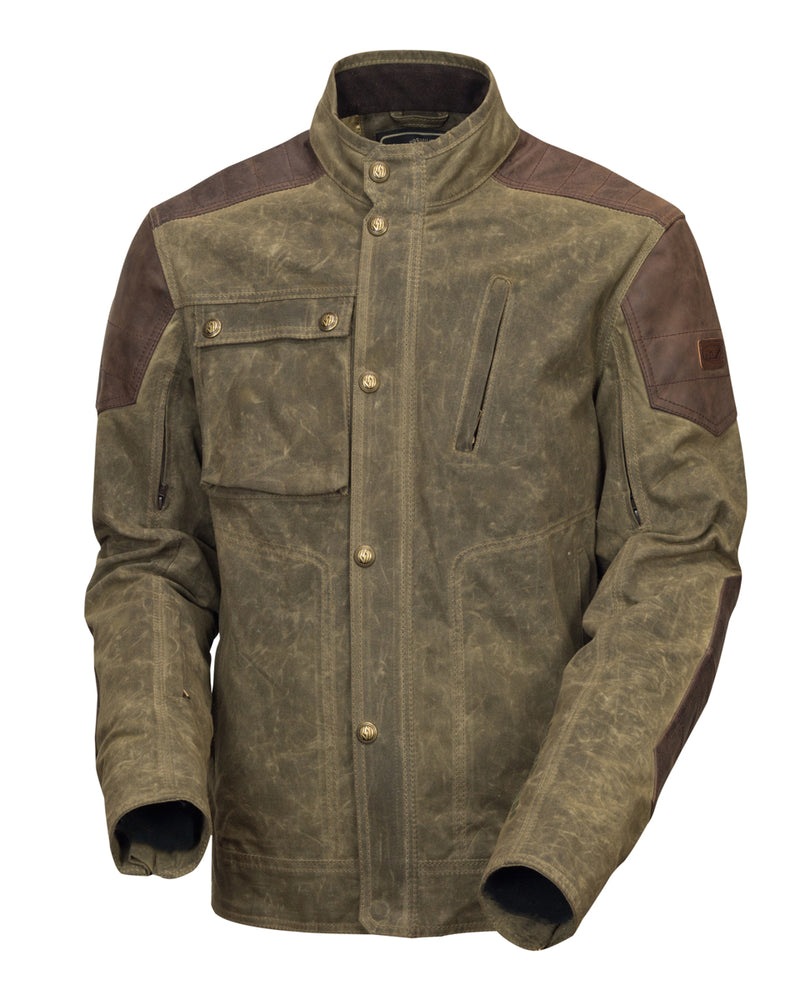 Roland Sands Design Truman Waxed Cotton Jacket