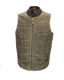 Roland Sands Design Ringo Waxed Cotton Vest