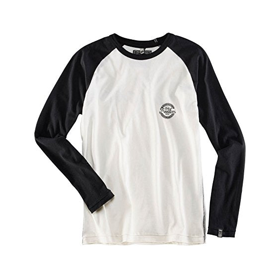 Holy Freedom Baseball Raglan Long Sleeve T'Shirt