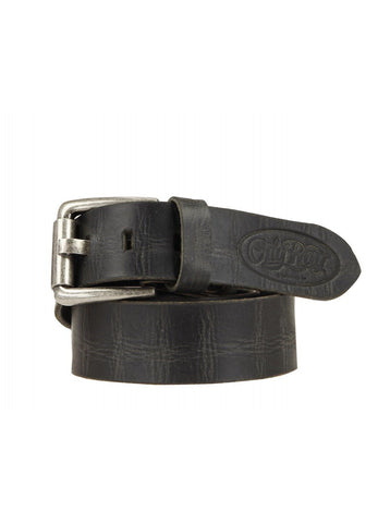 Oily Rag Clothing Belt in Rust