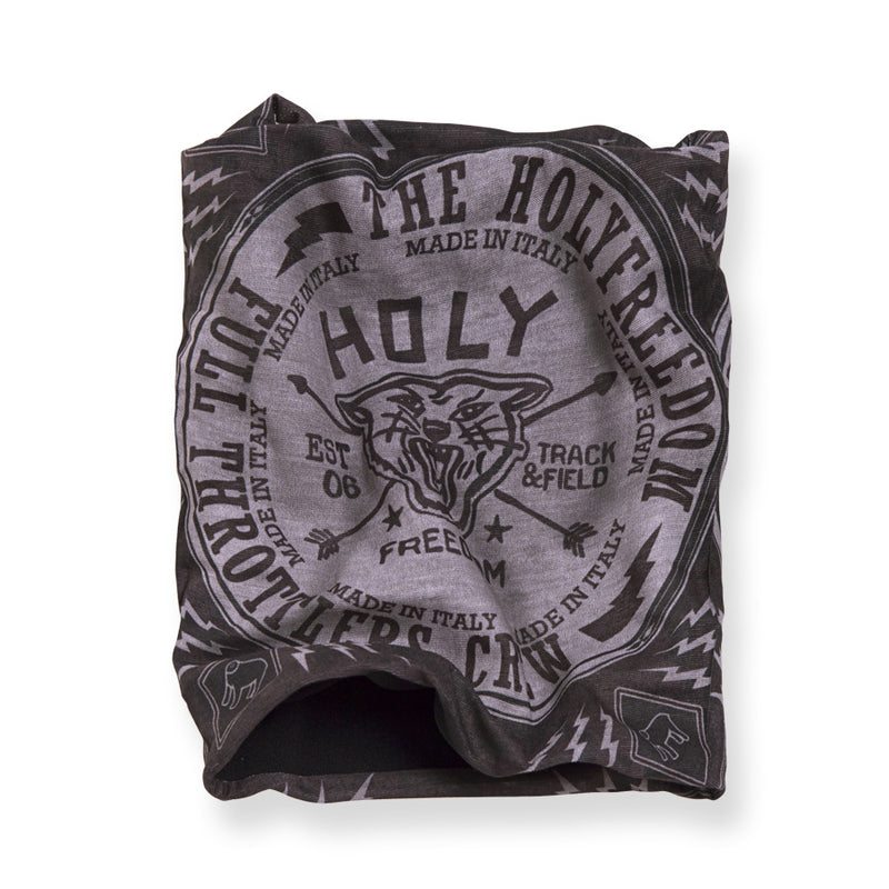 Holy Freedom Tiger Pile Bandana Tube