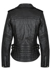 Black Arrow Gypsy Perfecto Ladies Leather Motorcycle Jacket