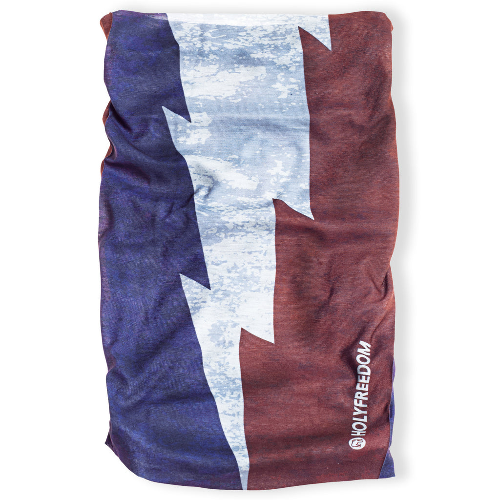 Holy Freedom Civil War Primaloft Bandana Tube