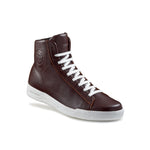 Stylmartin Core Motorcycle Sneaker in Brown and White