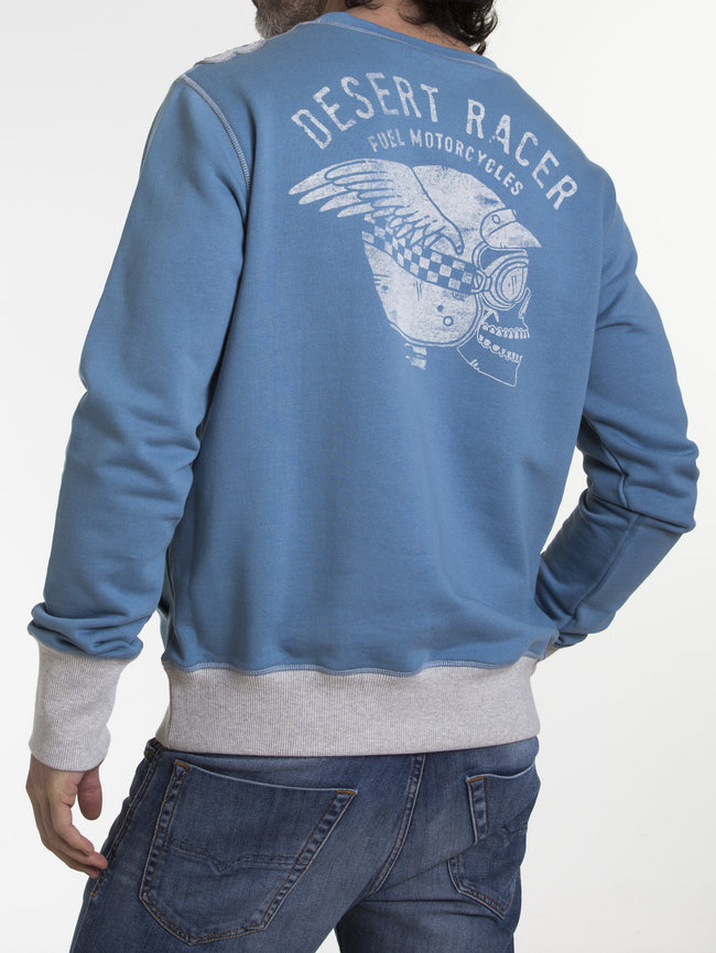 Fuel Motorcycles Desert sweatshirt