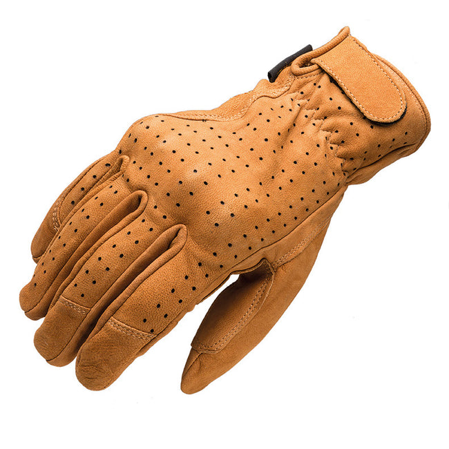 Garibaldi Veneto KP Mens Vintage Summer Urban Touring Gloves