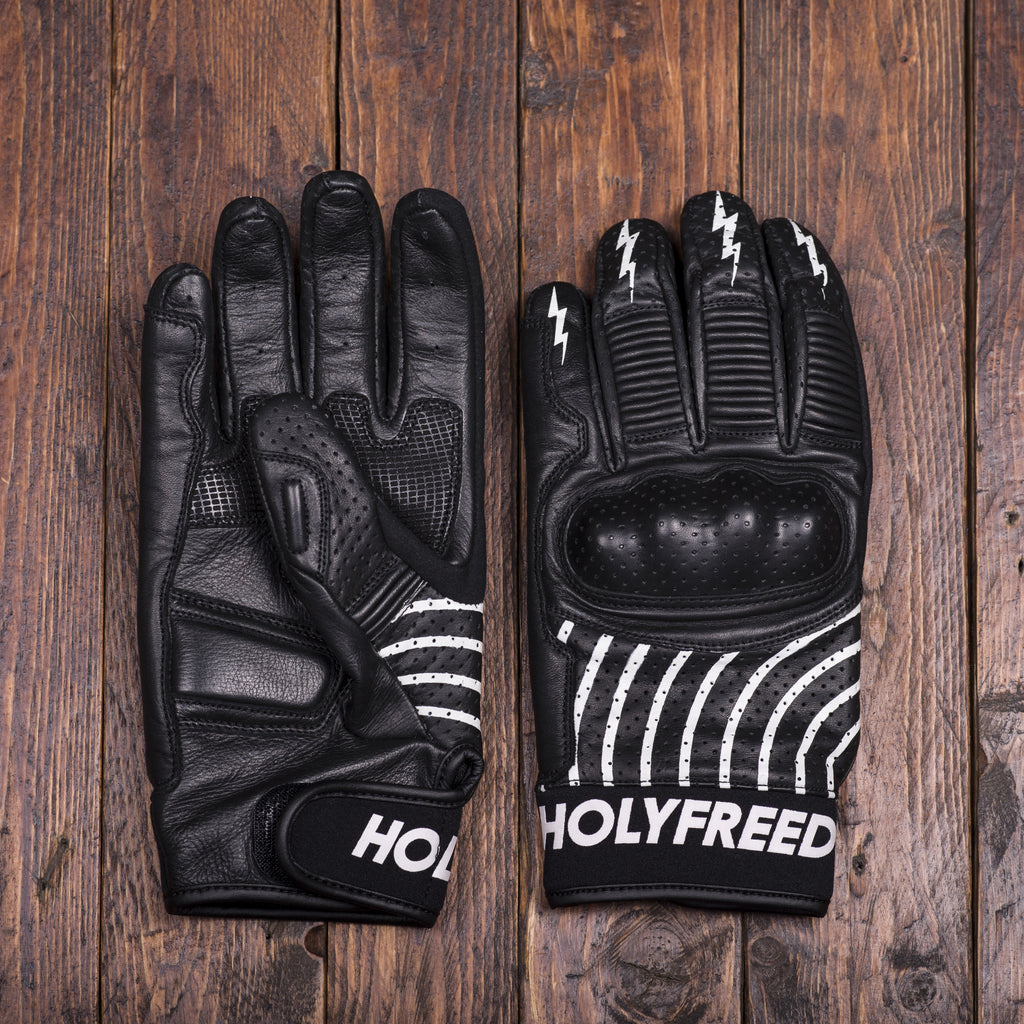 Holy Freedom Ipnotico motorcycle gloves