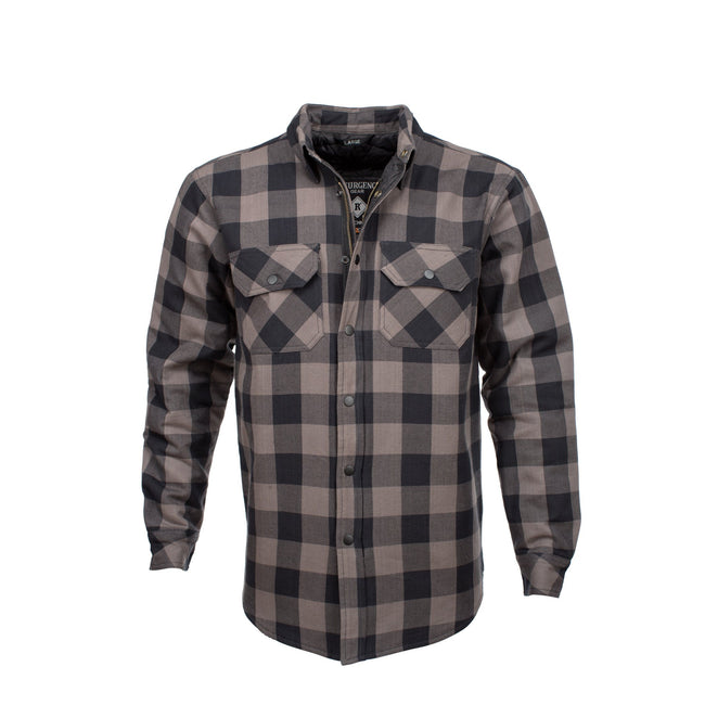Resurgence Gear Grey Check Riding Shirt