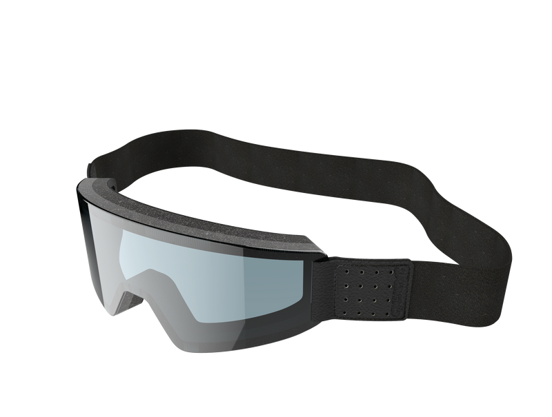 Qwart Leismo Mirror Motorcycle Goggle