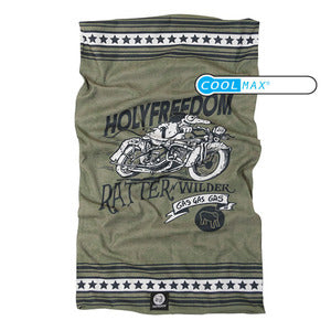 Holy Freedom William Harley Pile Bandana Tube