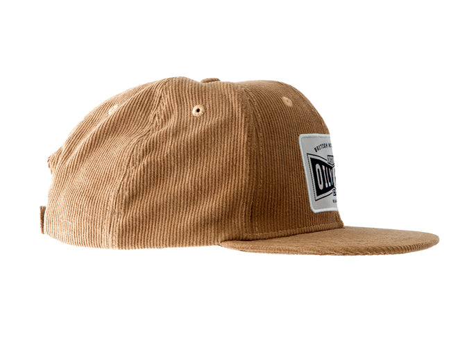 Oily Rag Clothing Original Corduroy Baseball Cap