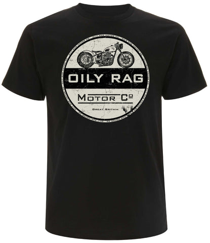 Oily Rag Clothing Black Label Electric T'Shirt