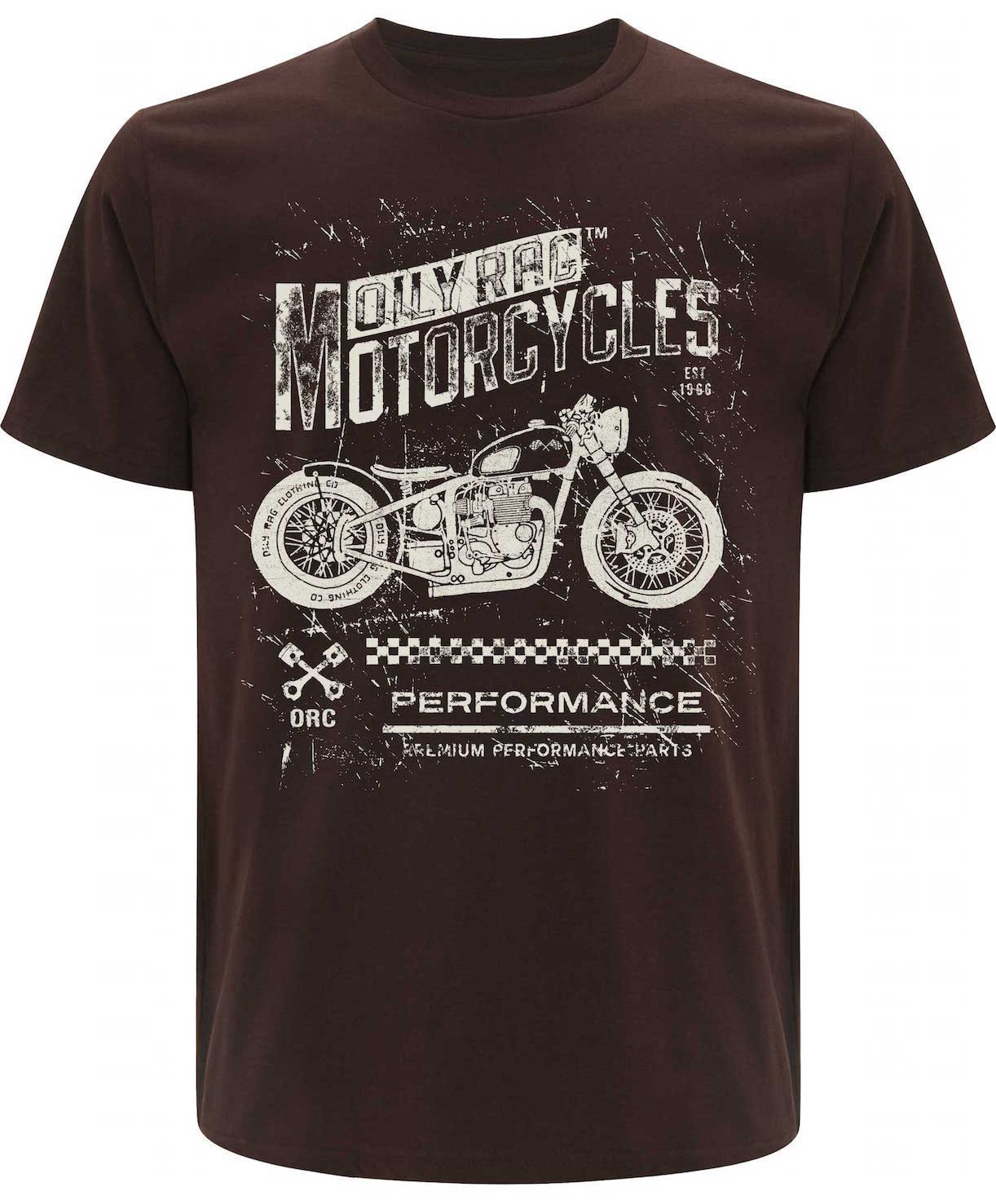 Oily Rag Clothing Motorcycle Sales retro style T'Shirt