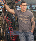 Oily Rag Clothing When in doubt, PIN IT!! retro motorcycle T'shirt