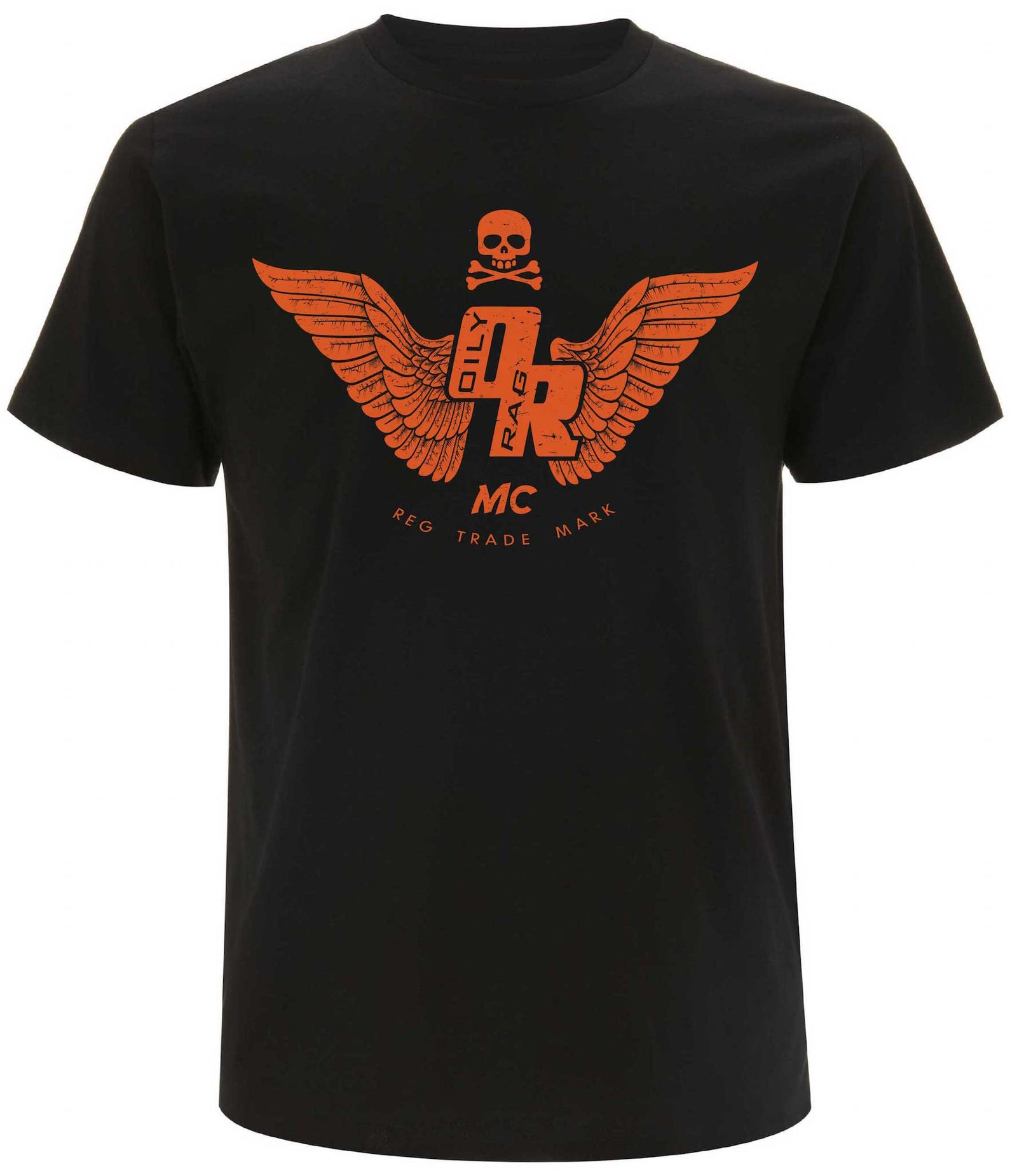 Oily Rag Clothing Motorcycle Club retro T'shirt