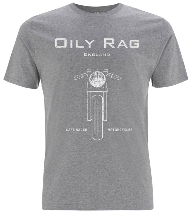 Oily Rag Clothing Black Label Cafe Racer T'Shirt