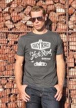 Oily Rag Clothing Hot Rods retro T'Shirt