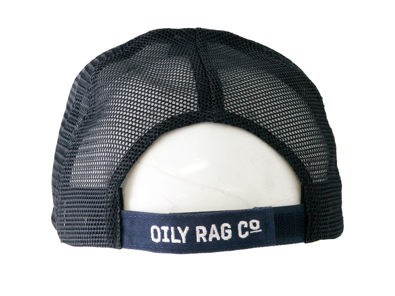 Oily Rag Clothing ORC Motorcycles Trucker Cap