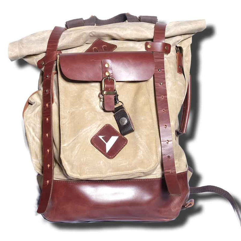 By City Oasis Motorcycle Backpack