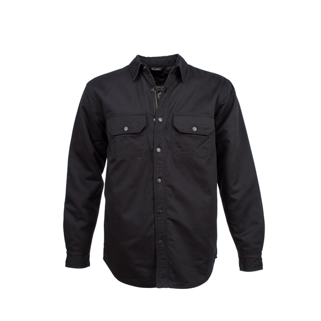 Resurgence Gear PEKEV Black Canvas Riding Shirt