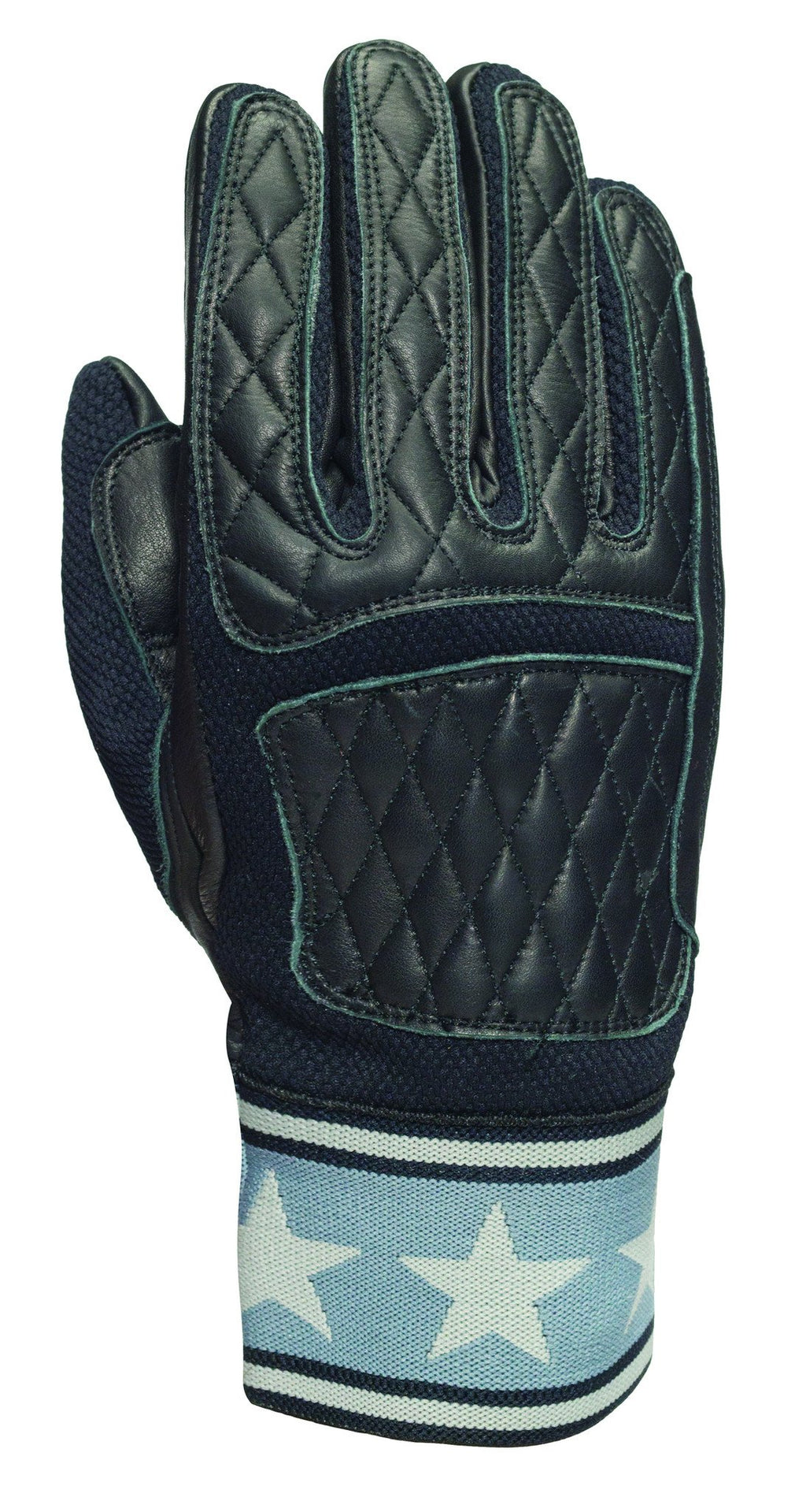 Roland Sands design Peristyle Gloves in Black