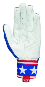 Roland Sands design Peristyle Gloves in White