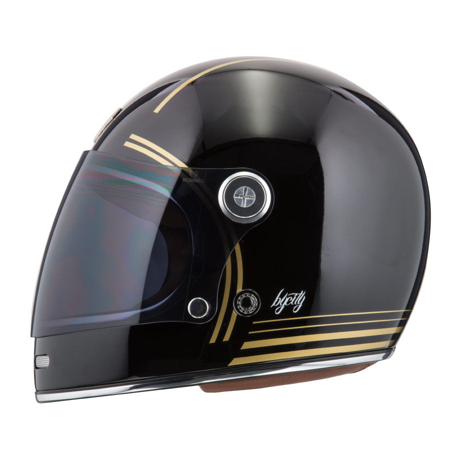 By City Roadster Helmets Smoked Visor