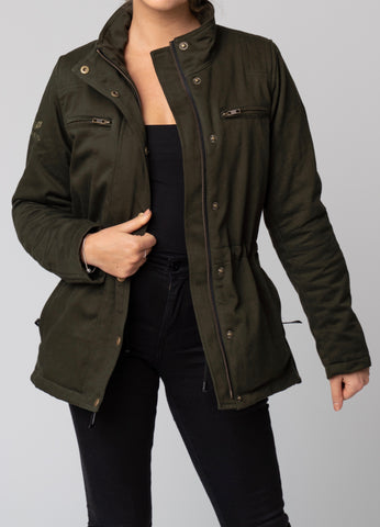 Black Arrow Ladies Glory Bomber Jacket