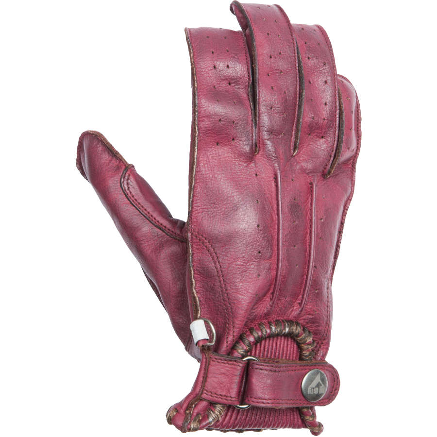By City Ladies Second Skin Leather Motorcycle Glove