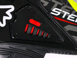 Stylmartin Stealth Evo Racing Motorcycle Boot in Black, Yellow and Fluo