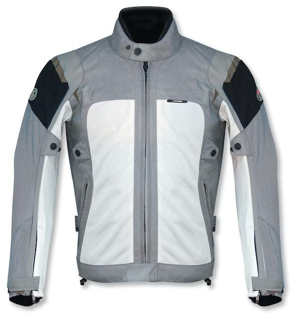Garibaldi Tornado Pro Men's Summer Riding Motorcycle Jacket