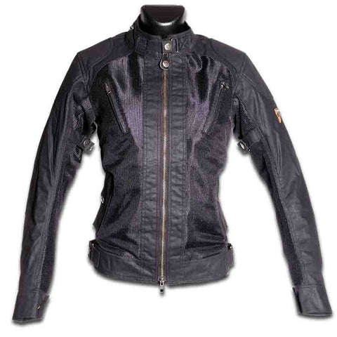 By City Ladies Urban III Soft Shell Textile Jacket