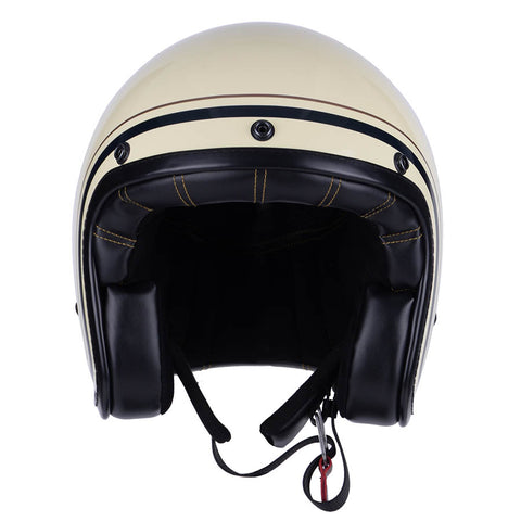 By City Roadster White Full Face Helmet
