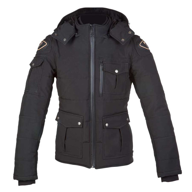 By City Mens Urban III Soft Shell Textile Motorcycle Jacket