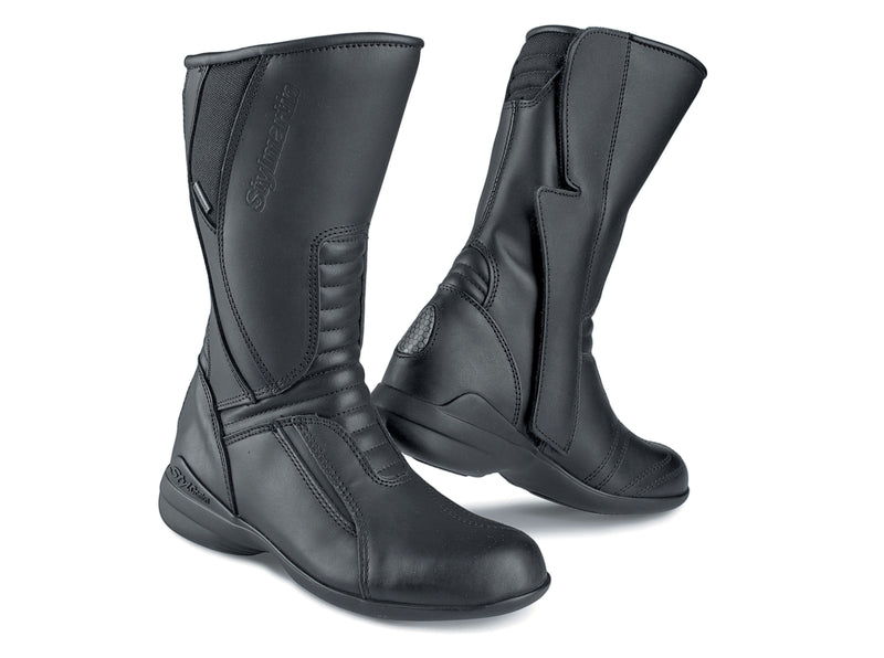 Stylmartin Yuma Elegance Touring Motorcycle Boot in Black